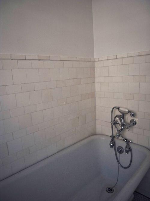 お風呂上がりには壁などを冷水で流すと良い!?
